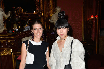 Susie Lau Dinner to Celebrate the Launch of Fabrizio Viti Cruise 18 Collection Back In Love Again
