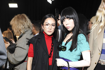 Susie Lau Gucci - Arrivals at Backstage - Milan Fashion Week Fall/Winter 2020/21
