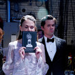 Sutton Foster 73rd Annual Tony Awards - Backstage