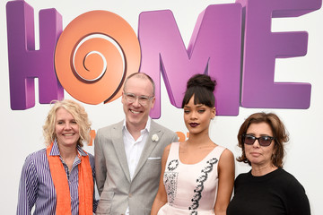 """Suzanne Buirgy Premiere Of Twentieth Century Fox And Dreamworks Animation's """"HOME"""" - Red Carpet"""