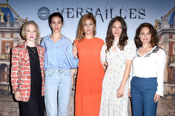 Suzanne Clement Ovation Celebrates the Women of 'Versailles' At Summer TCA Tour