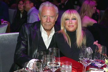 Suzanne Somers Steven Tyler And Live Nation Presents Inaugural Janie's FundGala & GRAMMY Viewing Party