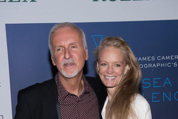 Suzy Amis 'Deepsea Challenge 3D' Premieres in NYC