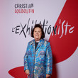 Suzy Menkes Christian Louboutin Presents During - Paris Fashion Week Womenswear Fall/Winter 2020/2021 - Exhibition Opening 'L'Exhibition[niste]'