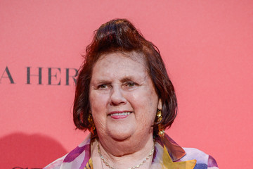 Suzy Menkes Vogue 30th Anniversary Party In Madrid