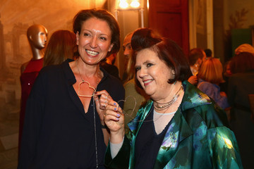 Suzy Menkes Conde' Nast International Luxury Conference - Closing Cocktail Reception Hosted By Emilio Pucci