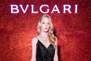 Svetlana Khodchenkova Bulgari Exhibition At Kremlin Museum & Opening Events