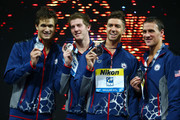 Ryan Lochte and Nathan Adrian Photos Photo