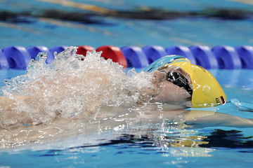 Helge Meeuw Swimming Day Eleven - 14th FINA World Championships