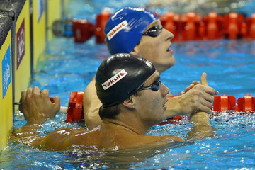 Nathan Adrian Swimming Day Fourteen - 14th FINA World Championships