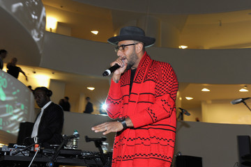 Swizz Beatz Hublot Celebrates Grand Opening of Hublot Fifth Avenue and 10 Year Anniversary of All Black Collection