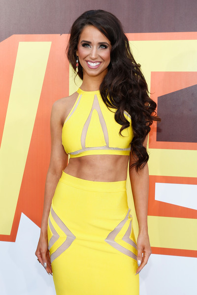 ... 2015 MTV Movie Awards at Nokia Theatre L.A. Live on April 12, 2015 in