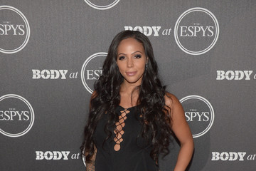 Sydney Leroux BODY at the ESPYs Pre-Party