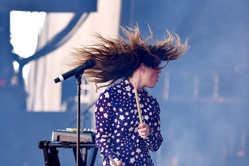 Sydney Sierota 2015 the Daytime Village at the iHeartRadio Music Festival  - Show