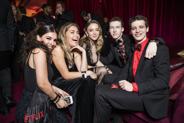 Sydney Sweeney Netflix Hosts the Golden Globes After Party at the Waldorf Astoria