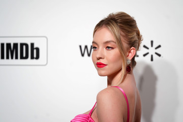 Sydney Sweeney 28th Annual Elton John AIDS Foundation Academy Awards Viewing Party Sponsored By IMDb, Neuro Drinks And Walmart - Arrivals