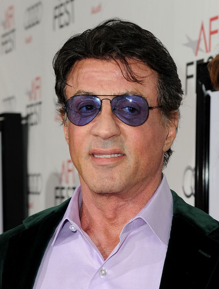 Sylvester Stallone Actor Sylvester Stallone arrives at the