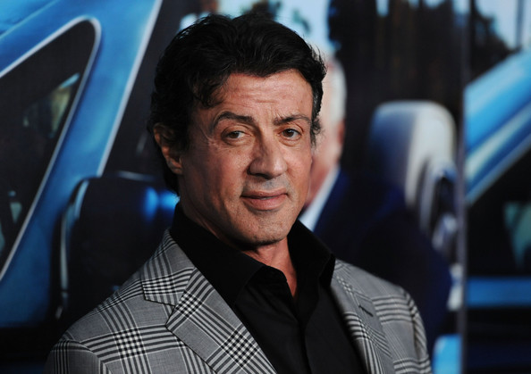 Sylvester Stallone Actor Sylvester Stallone arrives at the premiere of the ...