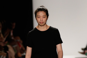 Szu Chi Huang Academy of Art University Spring 2015 Collections - Runway