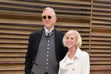 T-Bone Burnett Stars at the Vanity Fair Oscar Party