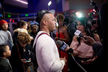 T.I. Marvel Studios Black Panther Advance Screening Hosted by Walmart and T.I.