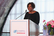 Radio personality Robin Quivers hosts the T.J. Martell Foundation's Women of Influence Awards at Guastavino's on May 1, 2015 in New York City.