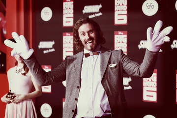 "T.J. Miller Premiere Of Disney's ""Big Hero 6"" - Arrivals"