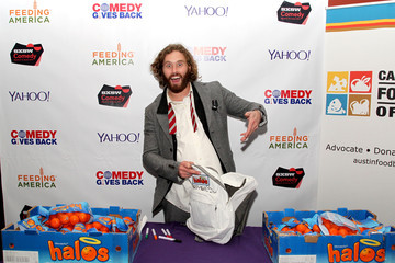 T.J. Miller Yahoo Presents Comedy Gives Back at SXSW