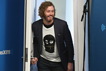 T.J. Miller SiriusXM's 'Entertainment Weekly Radio Special' With Ryan Reynolds