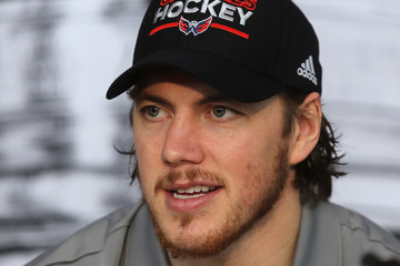 T.J. Oshie 2018 NHL Stanley Cup Final - Media Day
