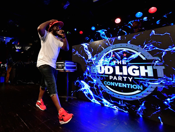 T Pain Photos   83 Of 671. Bud Light Party ...