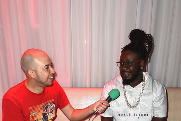 T-Pain Xbox & Gears Of War 4 Miami Launch Event