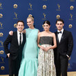 T.R. Knight 70th Emmy Awards - Arrivals