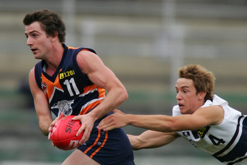 Alex McLeod TAC Cup Rd 1 - Cannons v Knights