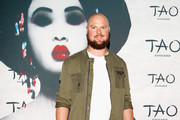 MLB player Jon Lester attends the TAO Chicago Grand Opening Celebration at TAO Chicago on September 15, 2018 in Chicago, Illinois.
