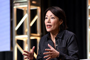 """Ann Curry speaks onstage at the """"Chasing The Cure"""" panel during the TBS + TNT Summer TCA 2019 at The Beverly Hilton Hotel on July 24, 2019 in Beverly Hills, California."""