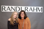 Randi Rahm and Fern Mallis attends Randi Rahm Fall Evolution presented by the TJ Martel Foundation at Empire Hotel on March 18, 2019 in New York City.