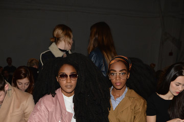 TK Quann Creatures of the Wind - Front Row - February 2017 - New York Fashion Week: The Shows