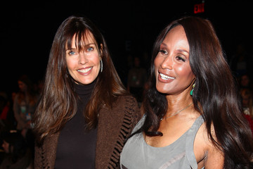 Carol Alt Beverly Johnson TRESemme At Rebecca Minkoff - Front Row - Fall 2012 Mercedes-Benz Fashion Week