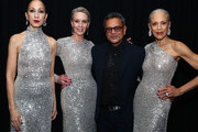 Naeem Khan Pat Cleveland Photos Photo
