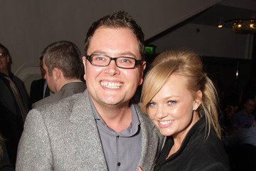 Allan Carr The TRIC Awards 2012 - Inside Arrivals