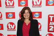 Rebecca Front attends the TV Choice Awards 2013 at The Dorchester on September 9, 2013 in London, England.