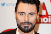 Rylan Clark arrives for the TV Choice Awards at The Dorchester on September 5, 2016 in London, England.