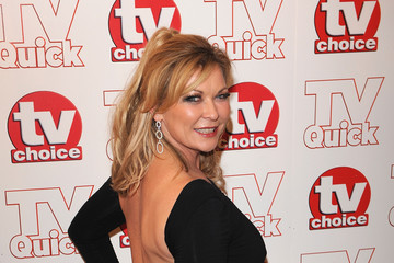 Claire King TV Quick & TV Choice Awards - Red Carpet Arrivals