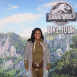 Ta'Rhonda Jones Jurassic World Live Tour World Premiere At Allstate Arena, Rosemont, Illinois