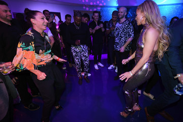 """Tabitha Dumo """"JENNIFER LOPEZ: All I HAVE"""" Finale At Zappos Theater At Planet Hollywood Resort & Casino"""