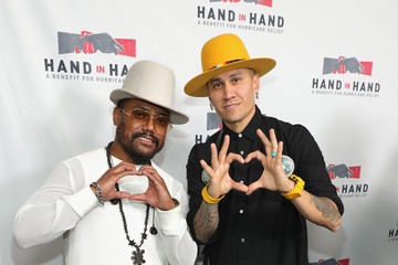 Taboo Hand in Hand: A Benefit for Hurricane Relief - Los Angeles - Press Room