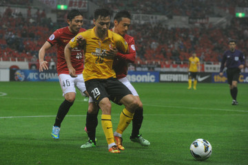 Tadaaki Hirakawa Urawa Red Diamonds v Guangzhou Evergrande