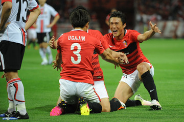 Tadanari Lee Urawa Red Diamonds v FC Seoul - AFC Champions League Round of 16 First Leg