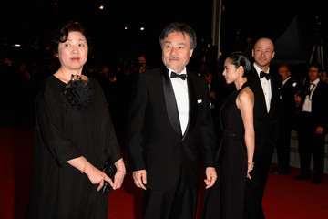 Tadanobu Asano 'Mon Roi' Premiere - The 68th Annual Cannes Film Festival